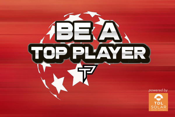 BE A TOP PLAYER!